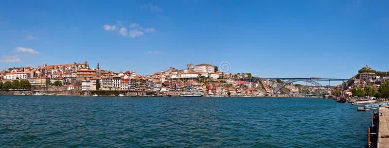 Cidade do Porto foto de stock