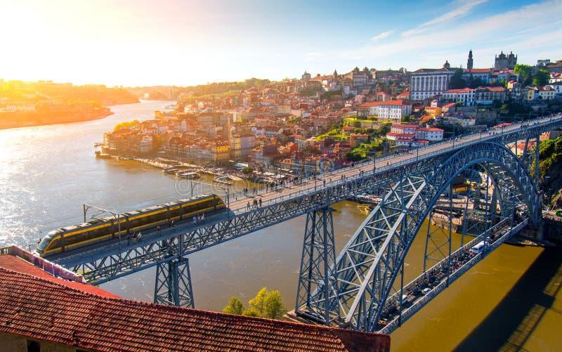 Cidade do Porto fotografia de stock royalty free