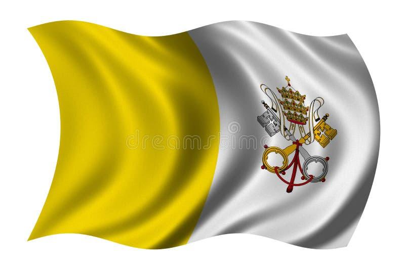 Cidade do Vaticano ilustração royalty free