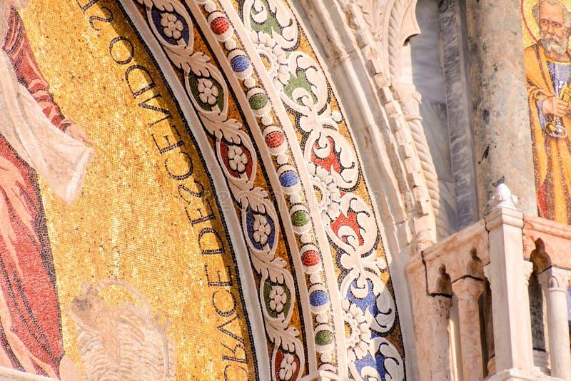 Cidade famosa do italiano de Veneza foto de stock royalty free