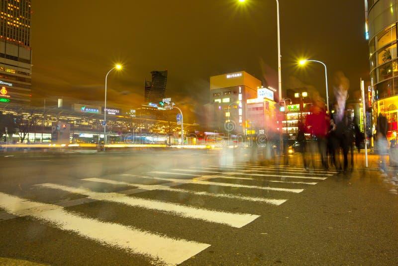 Cidade japão de Nagoya foto de stock royalty free