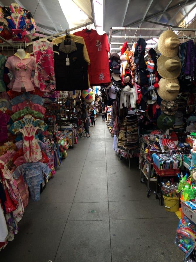 Cidade Los Angeles de China imagens de stock