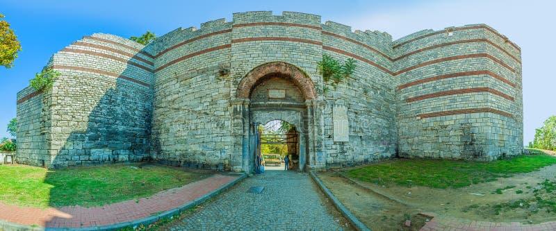 A cidade mura Istambul fotografia de stock royalty free
