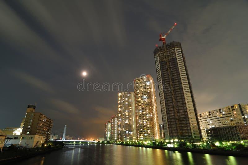Cidade nova foto de stock royalty free