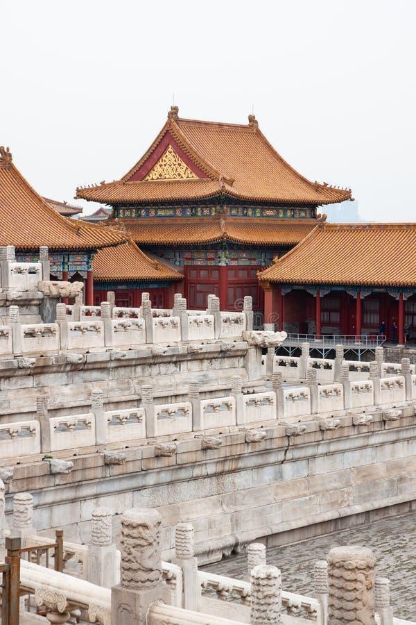 A cidade proibida em China foto de stock royalty free