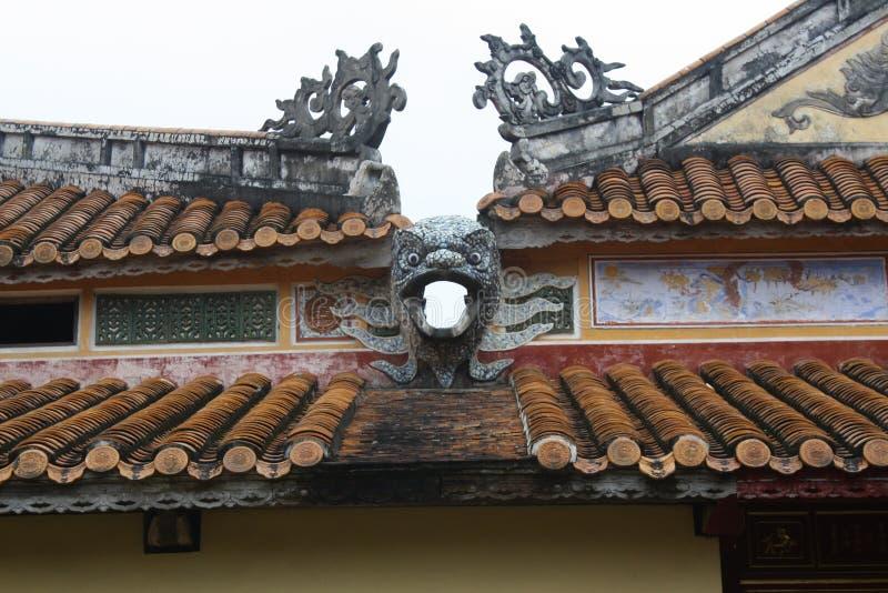 A Cidade Proibida imperial imagem de stock royalty free