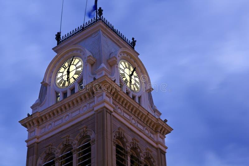Cidade salão - Louisville imagem de stock royalty free
