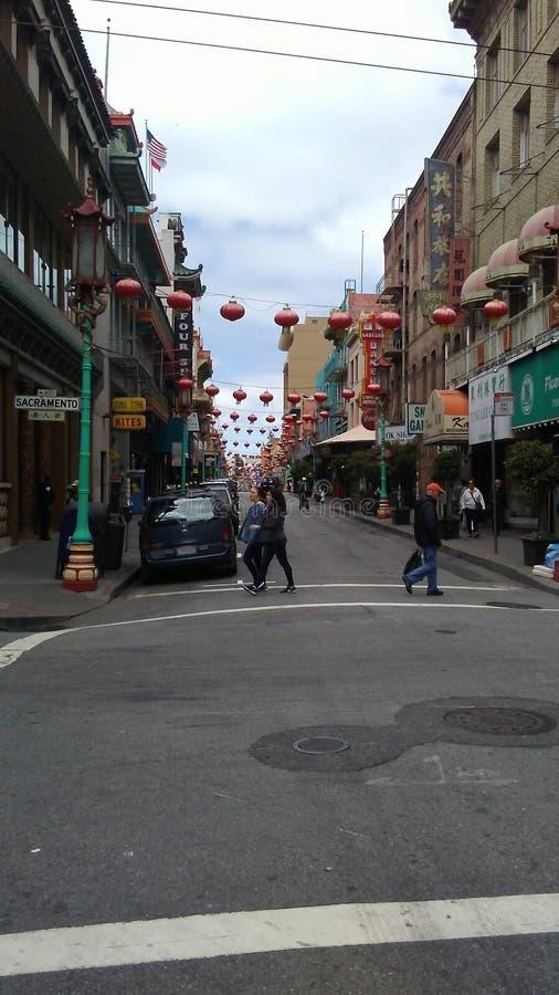 Cidade San Francisco de China fotos de stock
