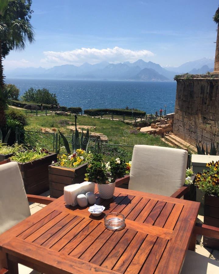 Cidade velha Antalya imagens de stock royalty free