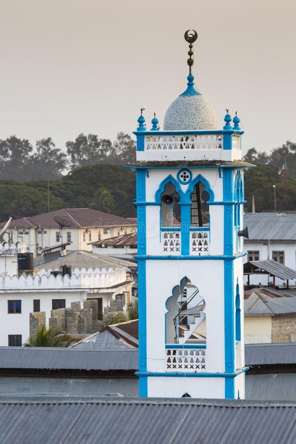 Cidade velha, cidade de pedra, Zanzibar, Tanzânia fotos de stock royalty free