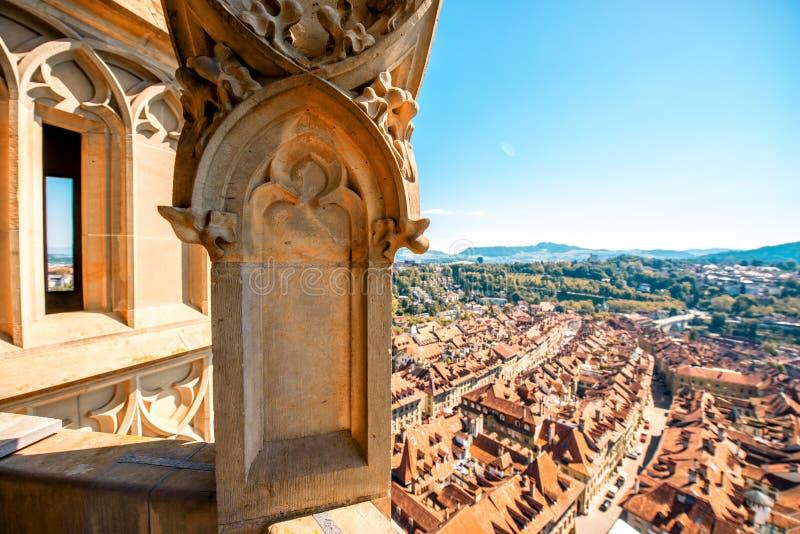 Cidade velha de Berna em Suíça foto de stock royalty free