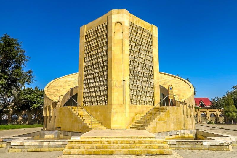 Cidade velha 38 de Bukhara fotografia de stock