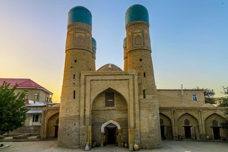 Cidade velha 50 de Bukhara fotos de stock