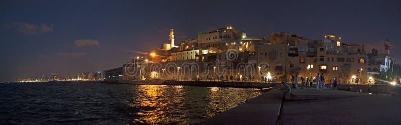 Cidade velha de Jaffa, Israel, Médio Oriente fotografia de stock