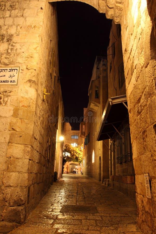 Download A Cidade Velha De Jerusalem Foto de Stock - Imagem de olho, janelas: 12810440
