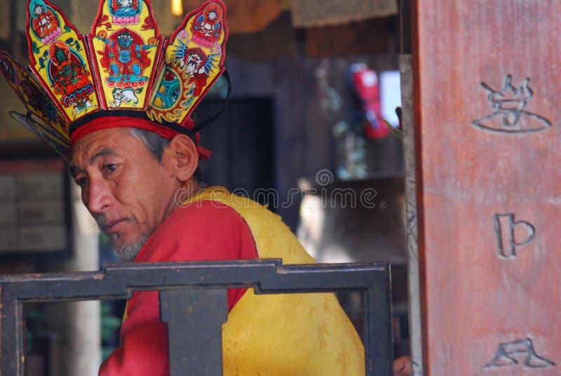 Cidade velha de Lijiang fotografia de stock royalty free