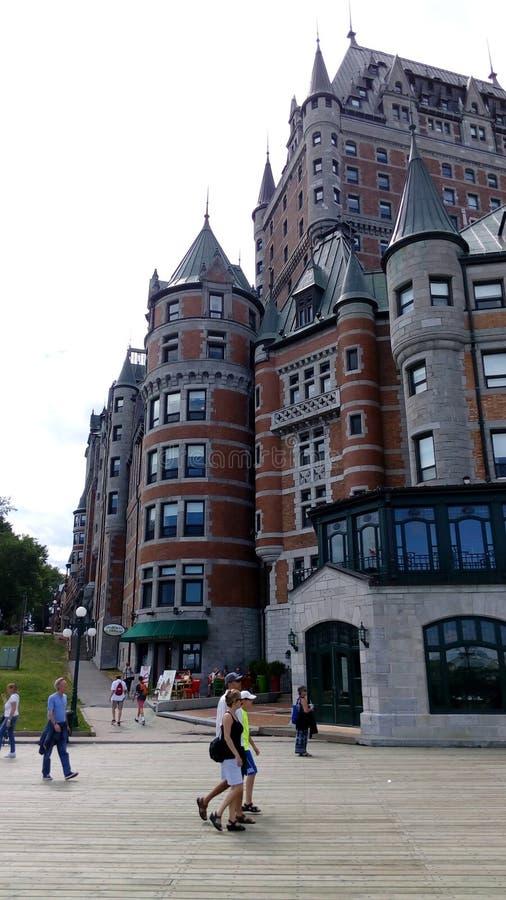 Cidade velha de Québec imagem de stock royalty free