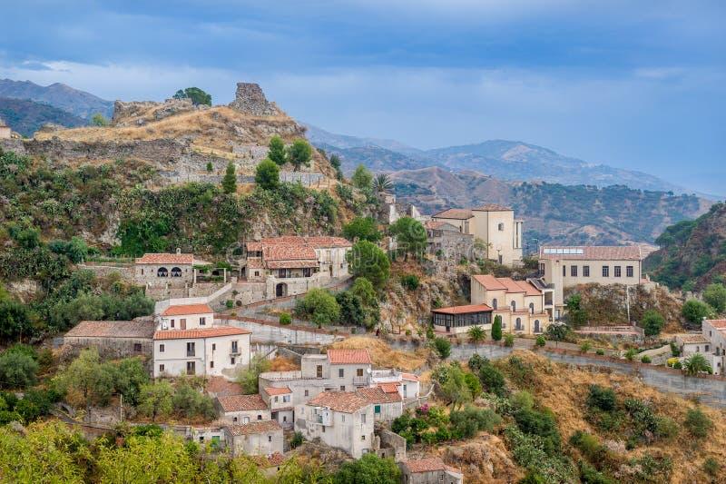 Cidade velha de Savoca fotos de stock royalty free
