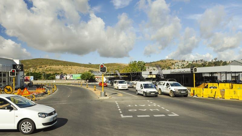 Cidade velha de Stellenbosch imagens de stock royalty free