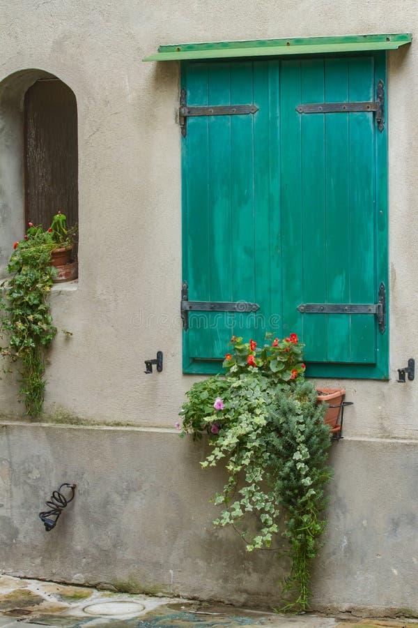 Cidade velha Grado, Itália fotografia de stock royalty free