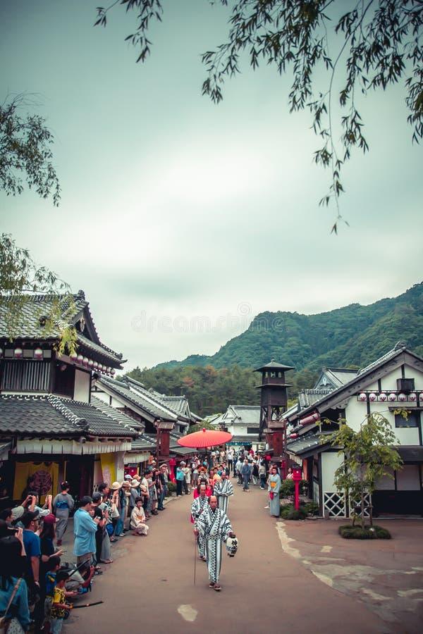 Cidade velha japão fotos de stock royalty free