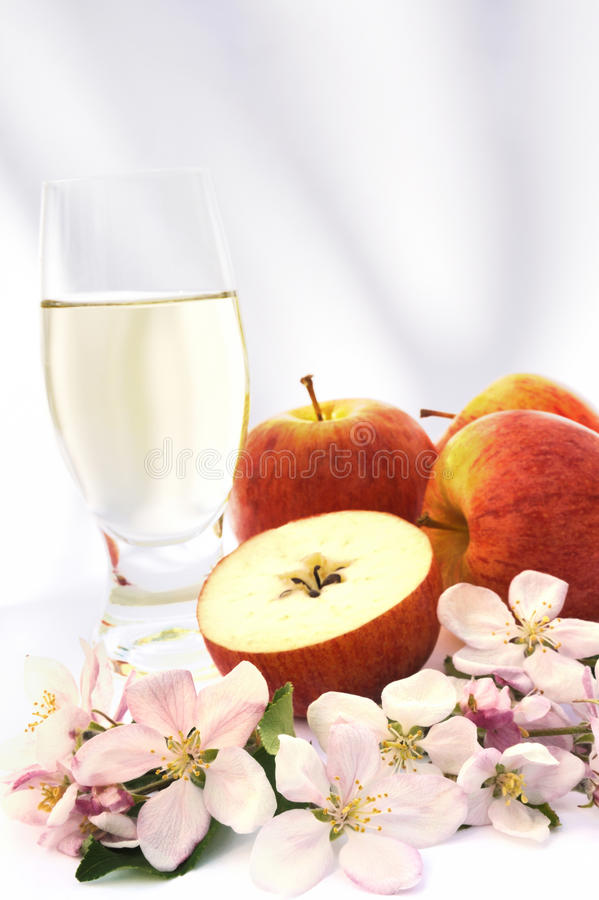 Download Cider And Apple - Still Life Stock Image - Image: 17924641