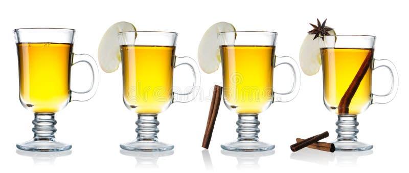 Ciderinzameling stock afbeelding