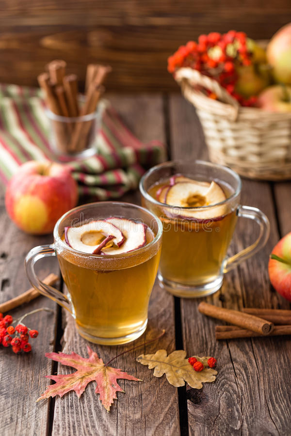 Cidre d'Apple images stock