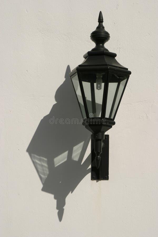 cień światło obraz stock