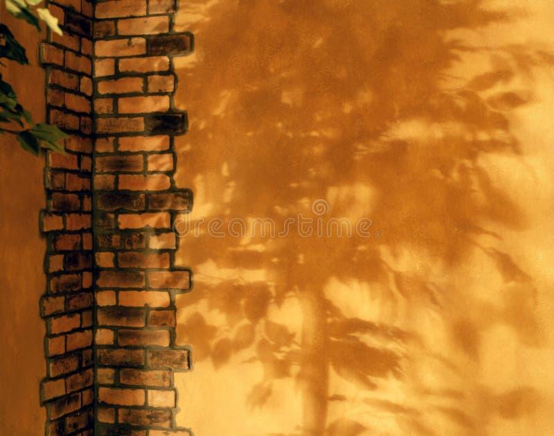 cień patio zdjęcia stock