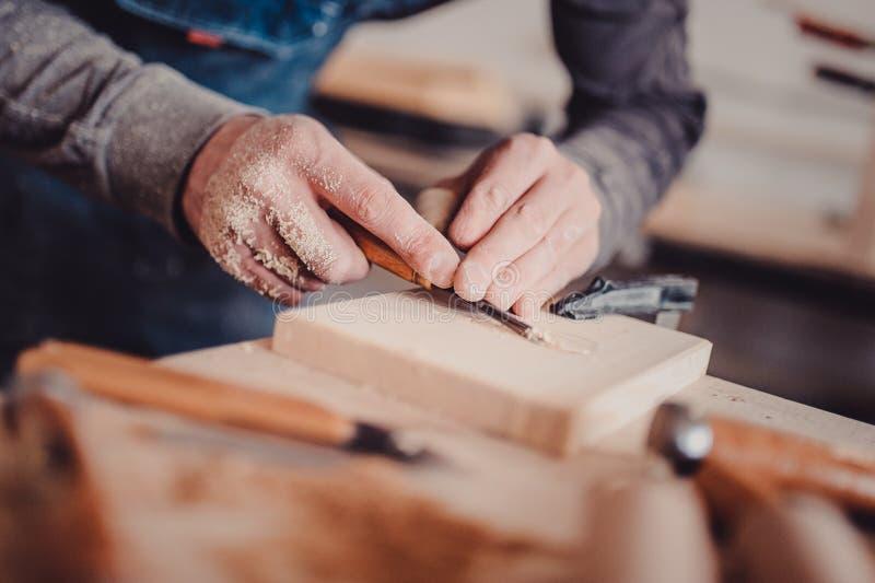 cieśli use ścinak kształty drewniana deska fotografia royalty free