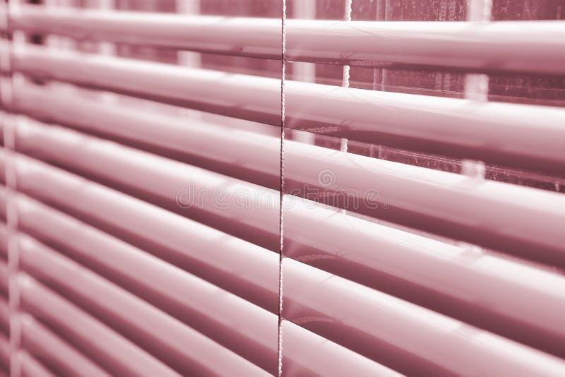 Ciechi di finestra fotografie stock