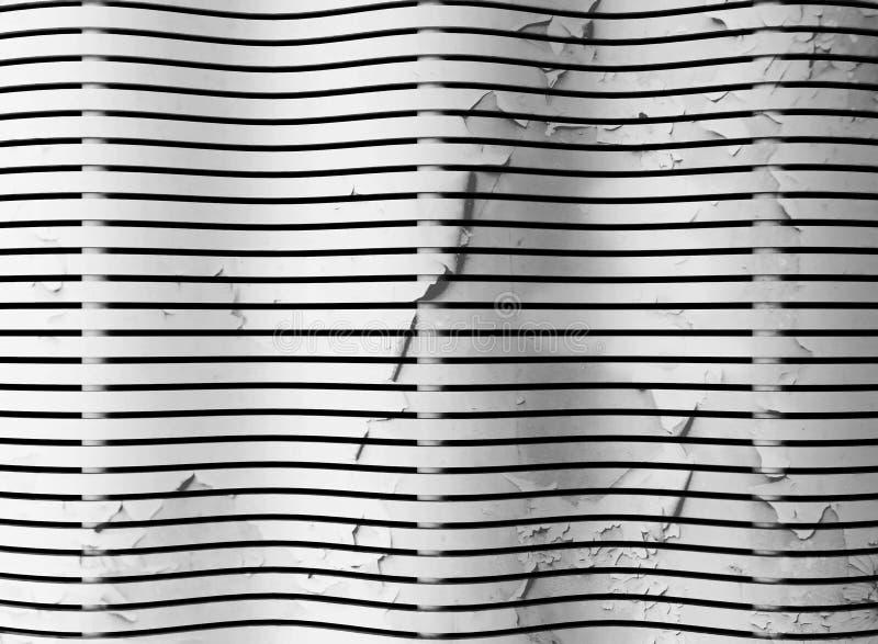 Ciekawa tekstura w białym kolorze ilustracji