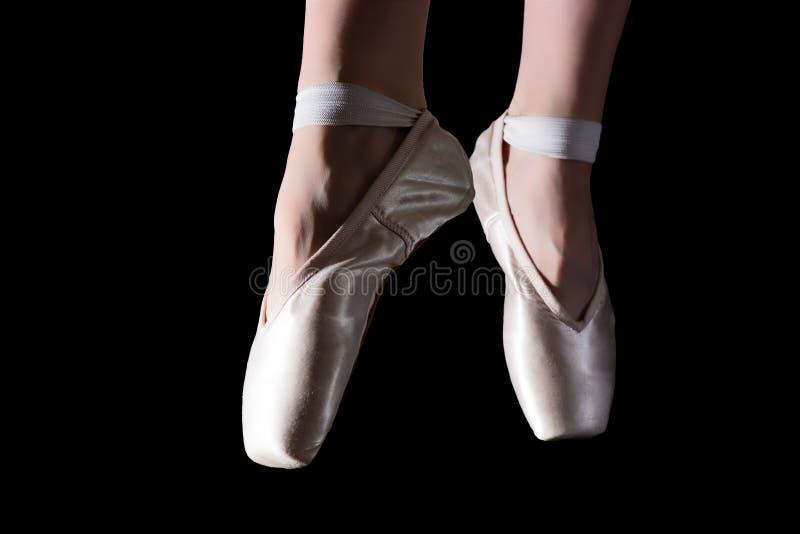 Cieki dancingowa balerina zdjęcia stock