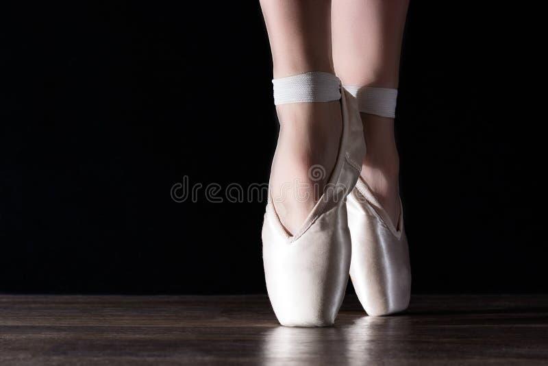 Cieki dancingowa balerina fotografia royalty free