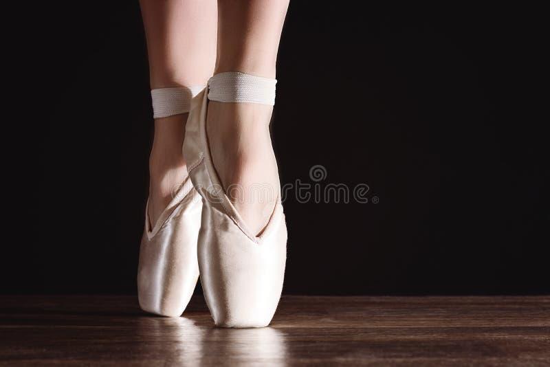 Cieki dancingowa balerina obraz stock