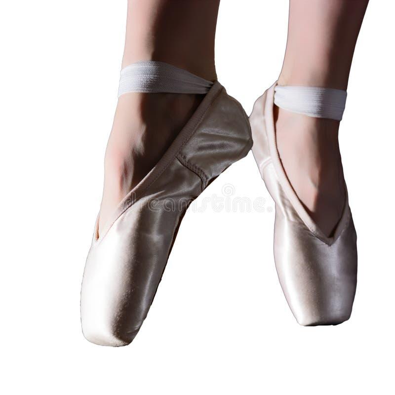 Cieki dancingowa balerina obrazy royalty free