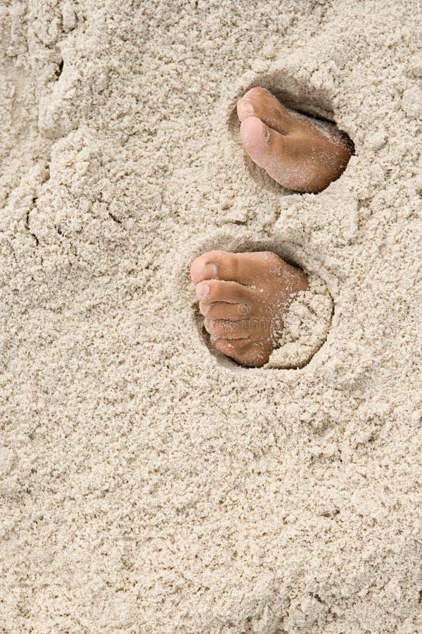 cieki sand fotografia royalty free