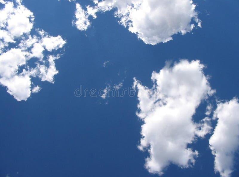 Download Ciel image stock. Image du paradis, bleu, blanc, nuage, nuages - 32841
