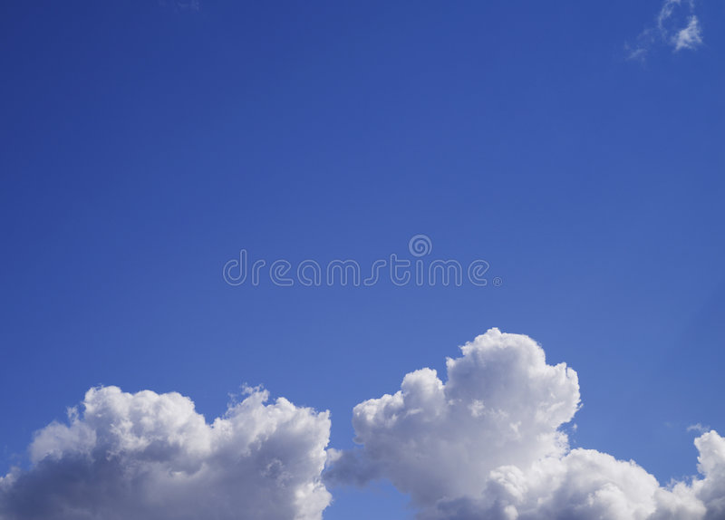 Ciel photo stock