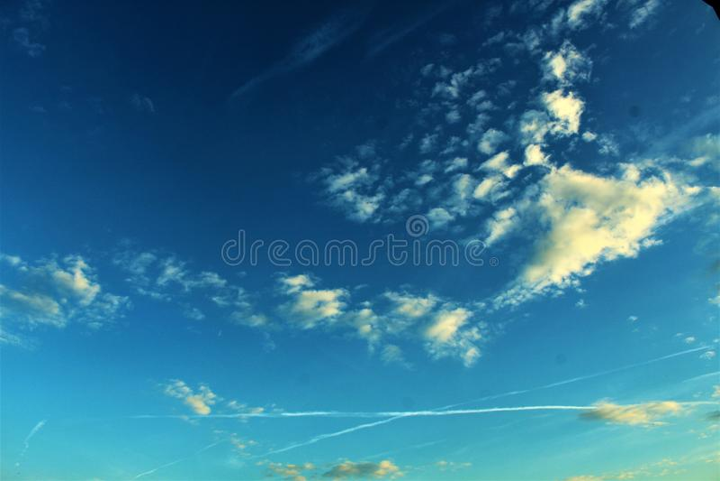 Ciel photo stock
