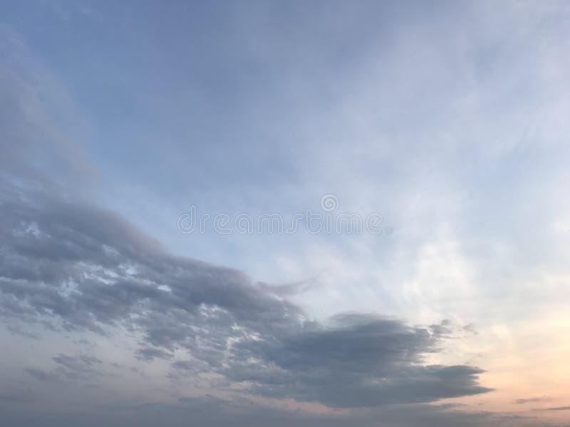 Ciel bulgare image libre de droits