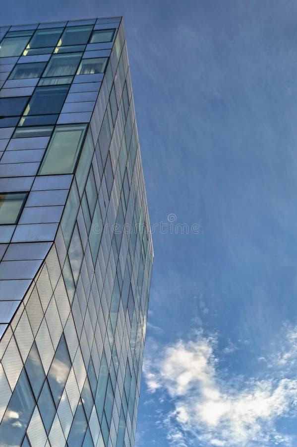 Ciel de bâtiment images stock