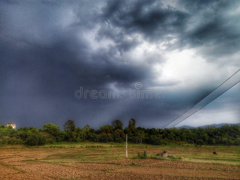 Ciel de merveille photographie stock libre de droits