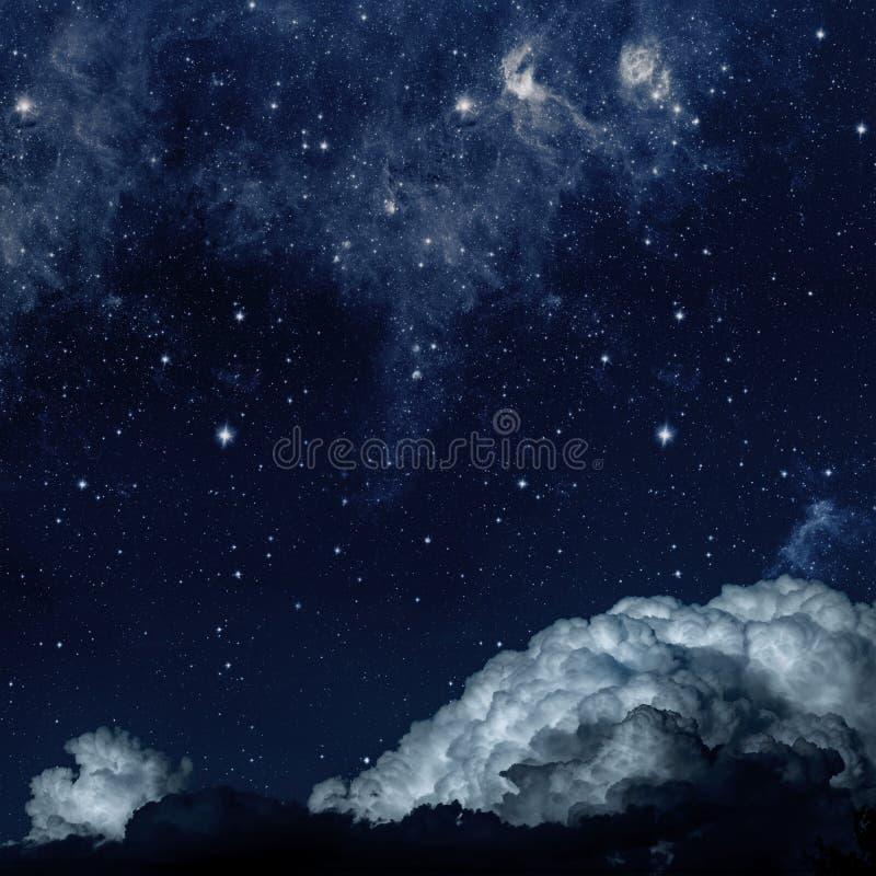 Ciel de nuit photos libres de droits