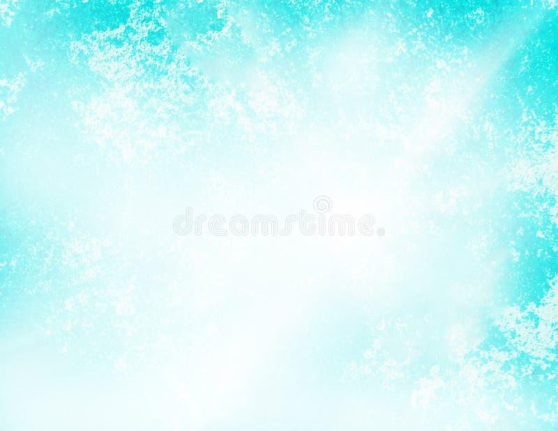 Ciel de turquoise images libres de droits