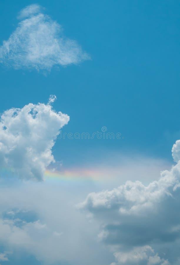 Ciel nuageux avant tempête photographie stock libre de droits
