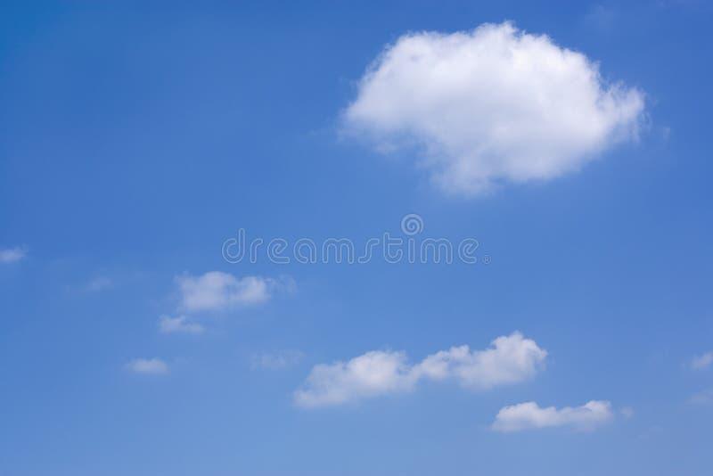 Ciel parfait d'été images libres de droits