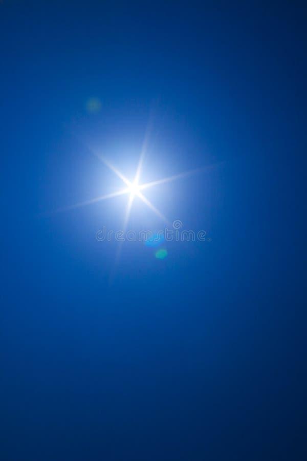 Ciel parfaitement clair image libre de droits