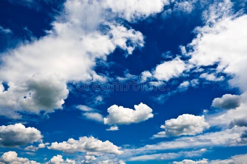 cielo immagine stock